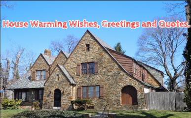 Housewarming Wishes