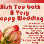 Wedding Anniversary Wishes And Quotes