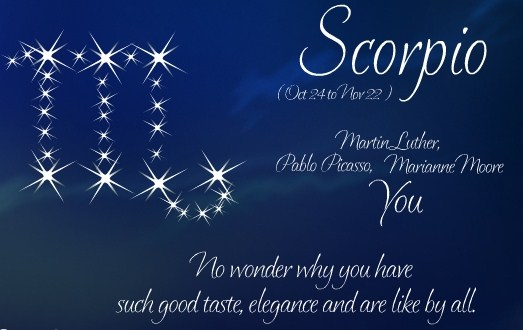 scorpio birthday wishes
