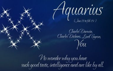 Best Aquarius Birthday Wishes And Quotes - Wishes Planet