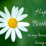 Romantic Birthday Wishes And Greetings For Wife