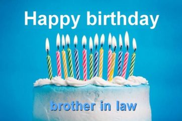 40+ Special Birthday Wishes For Brother In Law - Wishes Planet