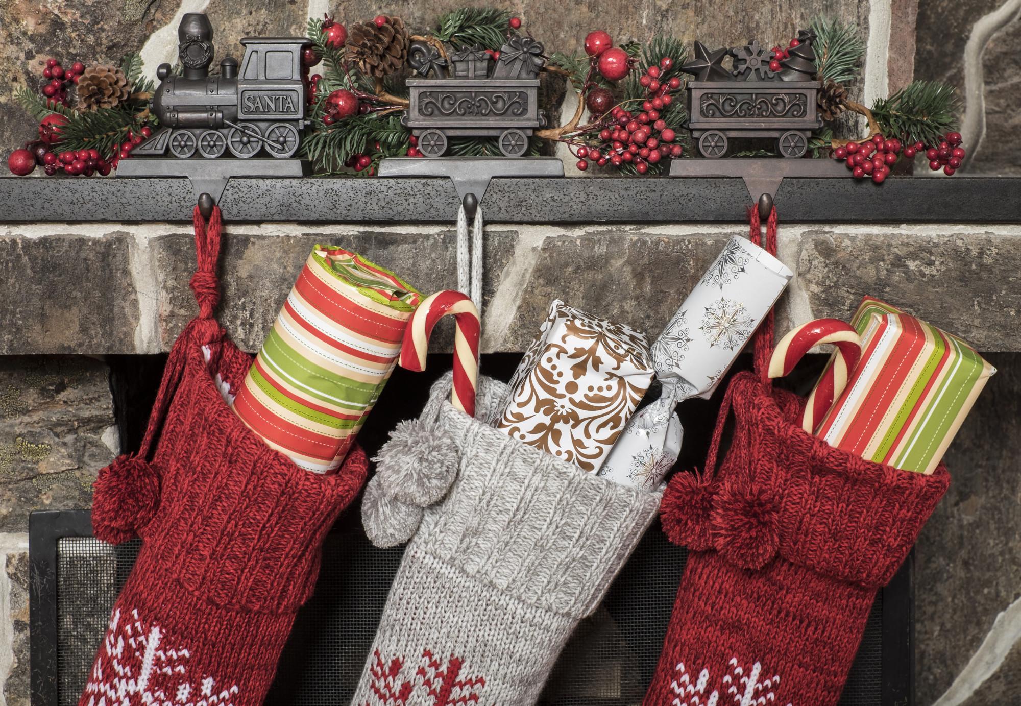stuffed stockings