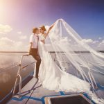 Wedding on a Yacht