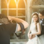 Wedding Photographer Newlywed Couple