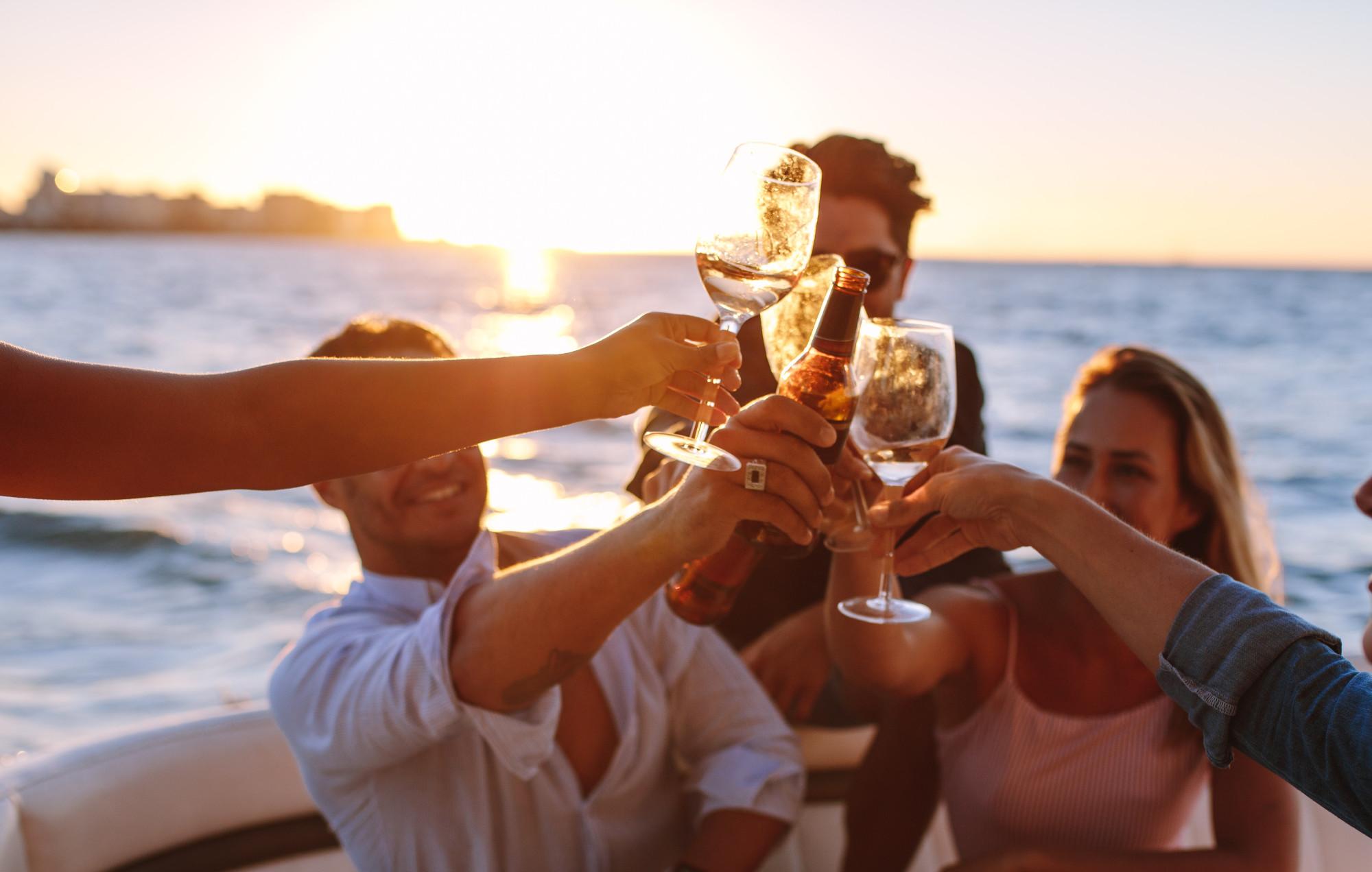 Hosting a Celebration on a Party Boat